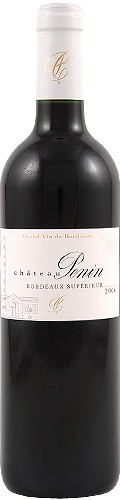 Chateau Penin Bordeaux Superiore Tradition 2011