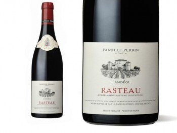 Famille PERRIN »L Andeol« Rasteau Village 2015