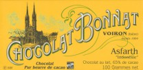 BONNAT Milchschokolade | Chocolat au lait »Asfarth« 65%