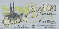 BONNAT Schokolade | Chocolat »Piura Blanco 75%  MHD 1.7.2019