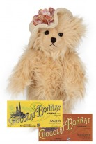 Präsentbox Bonnat Milchschokoladen & Teddy »Anna«