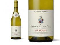 PERRIN »Reserve« blanc AOC Cotes de Rhone Reserve 2017