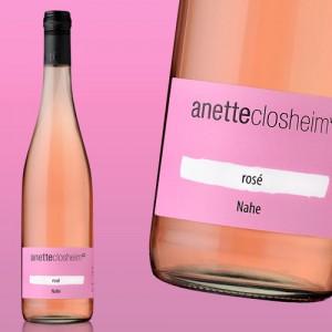 anette closheim | »Rosé« trocken 2017