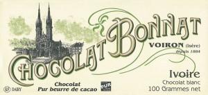 BONNAT | Weiße Schokolade »Ivoire«