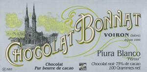BONNAT Schokolade | Chocolat »Piura Blanco 75%