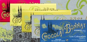 BONNAT | Präsent 5 Tafeln »Grand Cru« Schokolade