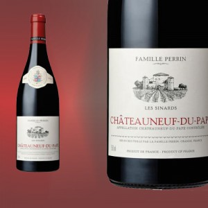 Famille Perrin Sinards Chateauneuf-du-Pape 2012 0,375l