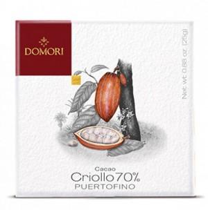 DOMORI Schokolade »Criollo Puertofino« 70% MHD 30.11.2019
