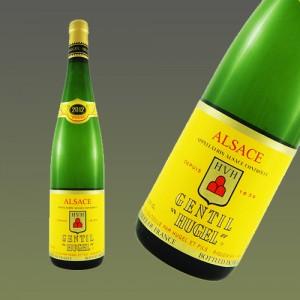 HUGEL | Weißwein Cuvée Elsaß »Gentil« 2014
