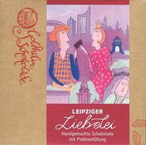GOLDHELM Schokolade »Leipziger Liebelei« Canache