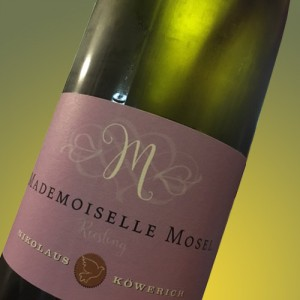 Nickolaus Köwerich Mademoiselle Mosel Riesling 2016