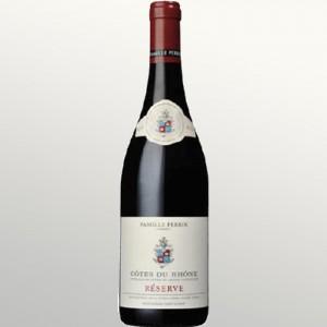 PERRIN »Reserve Rouge« Cotes du Rhone 2015 Magnum