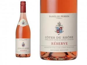 Famille Perrin »Reserve« Côtes du Rhône Rosé 2017