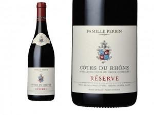 Perrin »Reserve« Rouge AOC Côtes du Rhône 2016