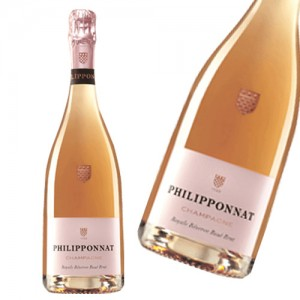 Champagne Philipponnat Royale Reserve rose