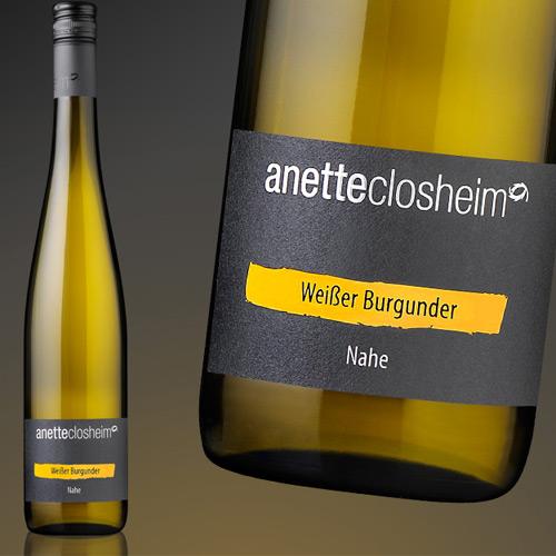 anette closheim Weißer Burgunder Königsschild 2016