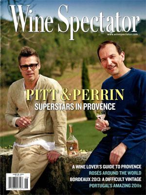 Miraval Jolie-Pitt und Perrin
