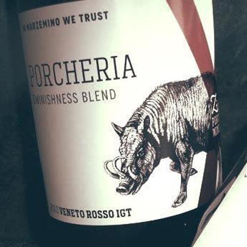 Zio Porco Wines | Porcheria 2013