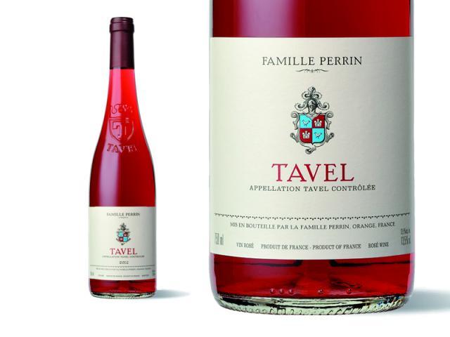 Famille PERRIN »Tavel« Rosé 2017