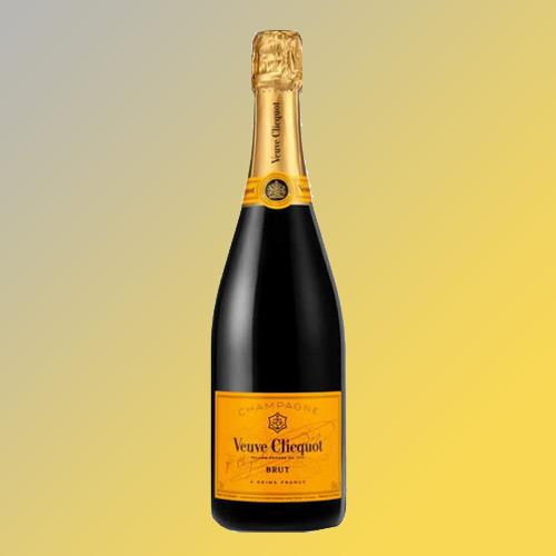 Veuve Clicquot Champagne Brut Yello Label